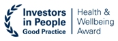 IIP Health and wellbeing logo